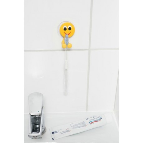 DR Vtipné držáky na zubní kartáčky Emoji 6 různých modelů