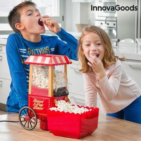 InnovaGoods Popkornovač sweet and pop times Innovagoods 1200 W