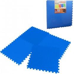 Pěnové puzzle na zem 60x60 - 4ks