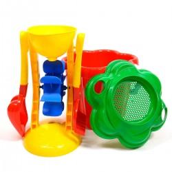 Sada hraček na pískoviště Kvítek
