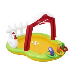 53065 Nafukovací hrací centrum Farma Bestway