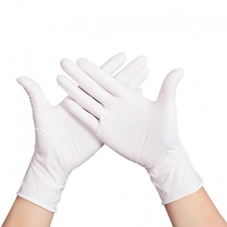 Nitrylové rukavice nepudrované - balenie 100 ks