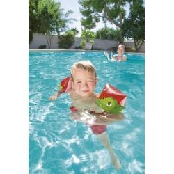 32115 Rukávníky na plavání Dino 23x15 cm Bestway