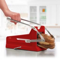 Automatický kráječ brambor Quttin červená 24x9x10cm