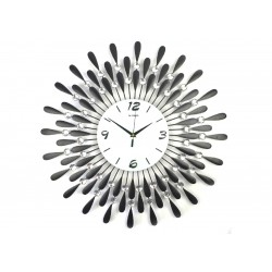 Nástenné hodiny Sun Crystal