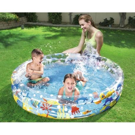 BESTWAY Nafukovací bazén Deep drive 152x30cm Bestway