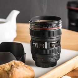 Hrnček objektív Lens cup light