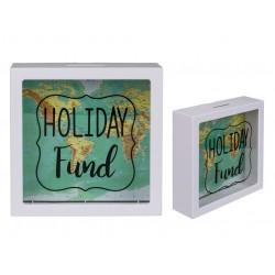 Kasička Holiday Fund