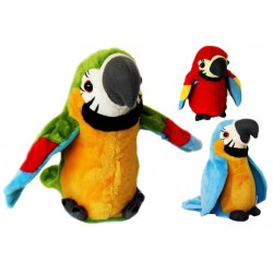 Mluvící papoušek