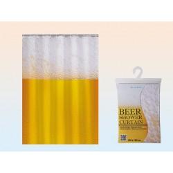 Sprchový závěs pivo