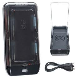 UV sterilizátor s nabíječkou na mobil