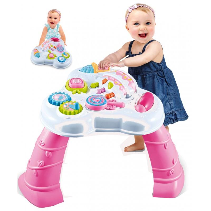 edukační hračka stolek