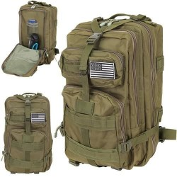 8919 Batoh - Military XXL