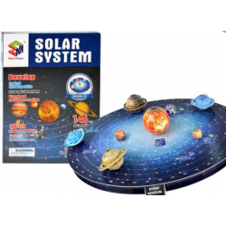 Puzzle - solar system - 146 dielov