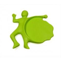 Podtácek zelený