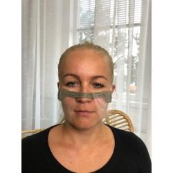 Ochranný štít na ústa a nos - PREMIUM