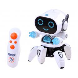 Tancujúci robot na diaľkové ovládanie