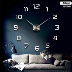 Nalepovací nástěnné hodiny 80-120cm