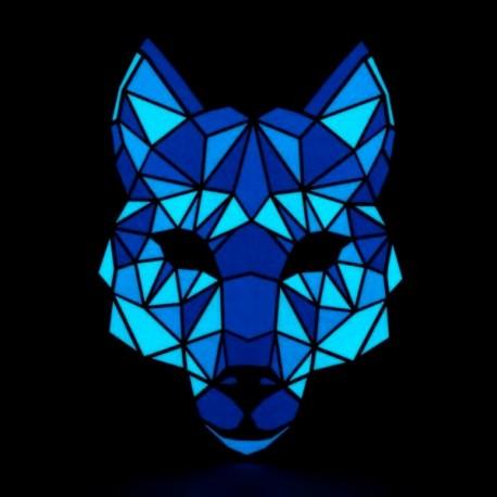 Svietiaca maska - pes