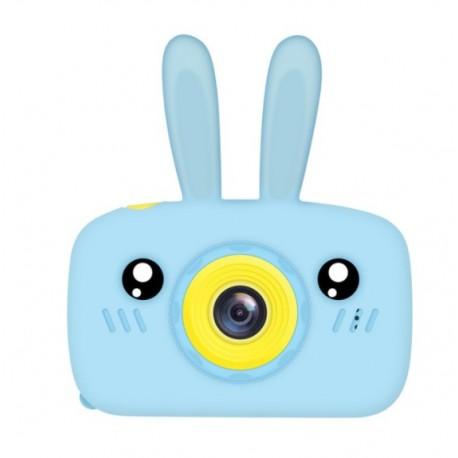 Silikonový dětský digitální fotoaparát zajíček