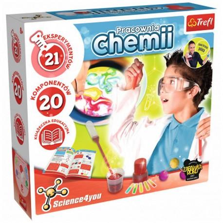61116 Chemická laboratoř - Science4you