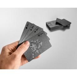 Plastové černé karty