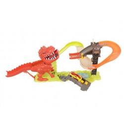 Dinosauria autodráha + 2 autíčka