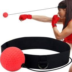 Boxovací míček na hlavu