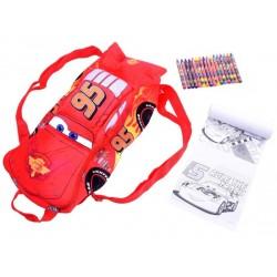 Dětský batoh McQueen + doplňky
