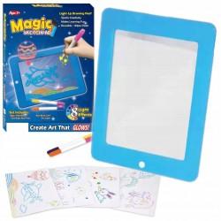 Svítící tabulka na kreslení Magic Pad