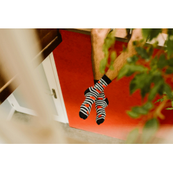 Veselé ponožky HESTY - Čerešne