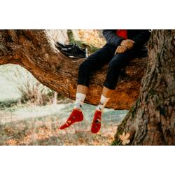 Veselé ponožky HESTY - Sova