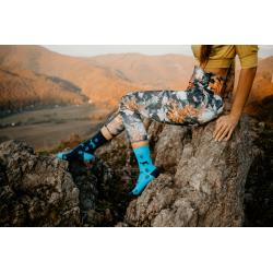 Veselé ponožky HESTY - Kamzík