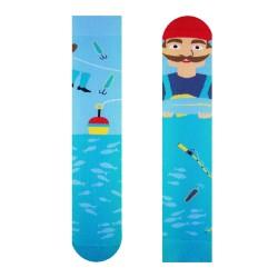 Veselé ponožky HESTY - Rybár
