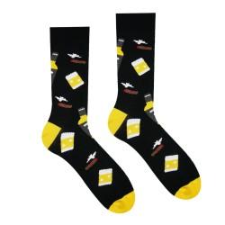 Veselé ponožky HESTY - Whisky