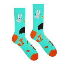 Veselé ponožky Hestia - Zvířátka