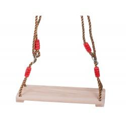 Dětská dřevěná houpačka pro děti