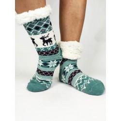 Termo dámské protiskluzové ponožky - brusle 09
