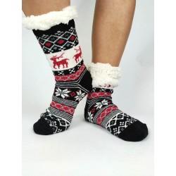 Termo dámské protiskluzové ponožky - brusle 06