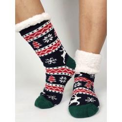 Termo dámské protiskluzové ponožky - brusle 12