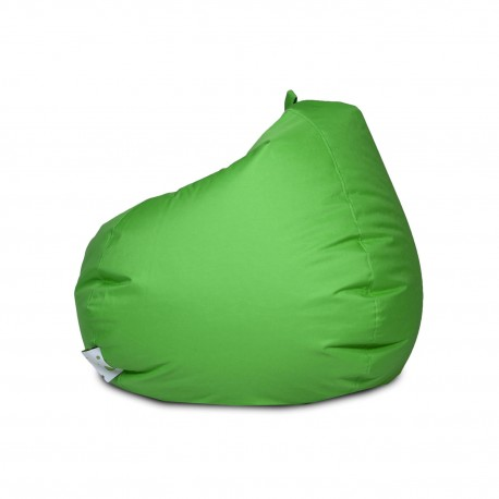 Levně EF2056 Ecopuf Sedací vak ECOPUF - OSCAR - polyester NC2 - Zelená