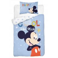 Bavlněné dětské povlečení Mickey Mouse
