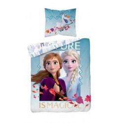 Bavlněné dětské povlečení Frozen Magical