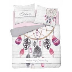 Bavlnené posteľné obliečky Dream 3338 A