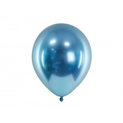 Chromované balóny - Glossy 27cm, 10ks