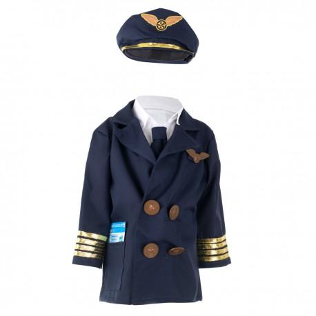 6921 Kostým PILOT