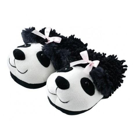 Pánské kožené pantofle - tmavohnědá ( P0003 )