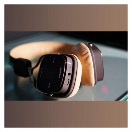 Levně Bezdrátová sluchátka s Bluetooth ELBE