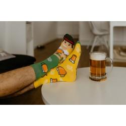 Veselé ponožky Hesty - Pivár