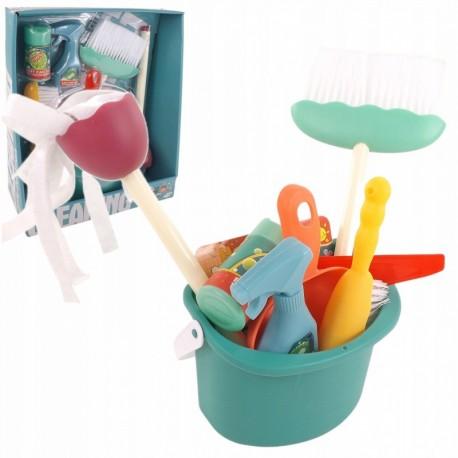 Levně XG2-20B Sada na úklid pro děti - CLEANING